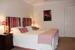 Rivermount Kinsale B&B bedroom