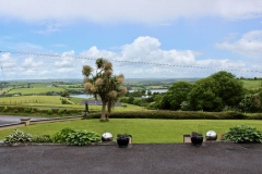 Rivermount B&B Kinsale countryside view